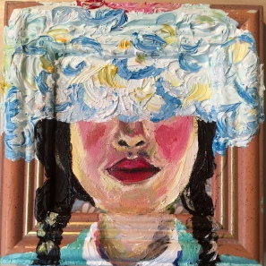 head in the clouds pt1 12x12cm