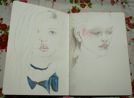 sketch book 04