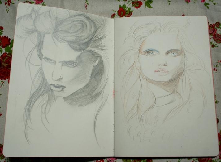 sketch book 05