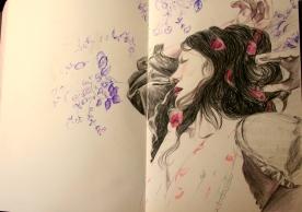 summer drawing 02